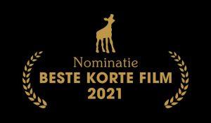 Nomination for the dutch Gouden Kalf